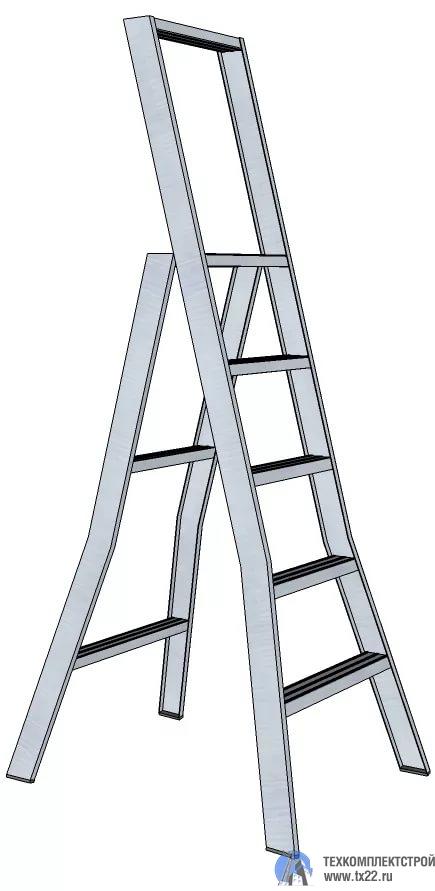 Фото товара Лестница-стремянка ЛС 1,3 м