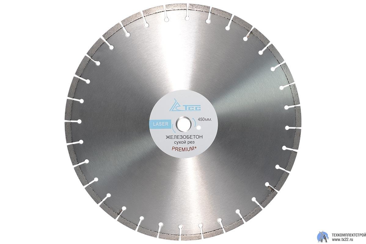 Фото товара Алмазный диск ТСС-450 железобетон (Premium)