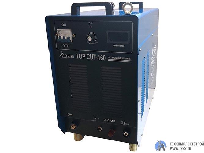 Фото товара Аппарат воздушно-плазменной резки ТСС TOP CUT-160