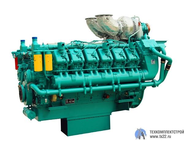 Фото товара TSS Diesel TDG 1665 12VTE