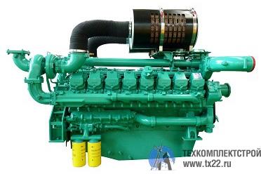 Фото товара TSS Diesel TDG 701 16VTE