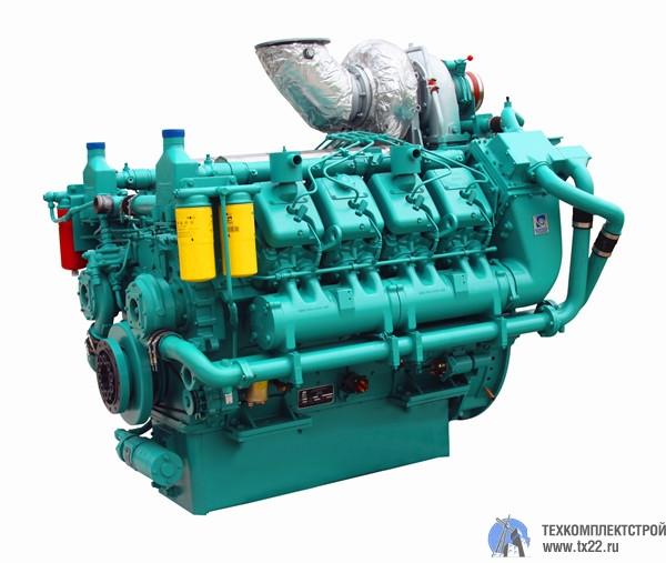 Фото товара TSS Diesel TDG 952 8VTE
