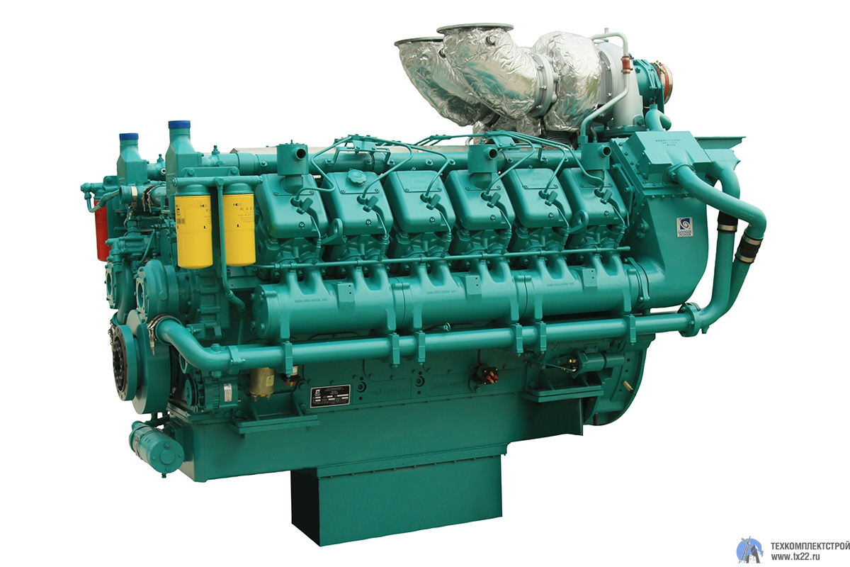 Фото товара TSS Diesel TDG 1121 12VTE