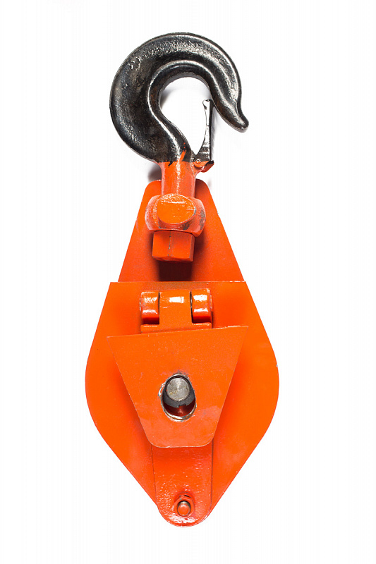 Фото товара Блок монтажный с крюком TOR HQG(L) K1-5,0 Т