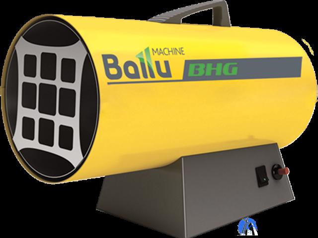 Фото товара Газовая пушка BALLU BHG-10