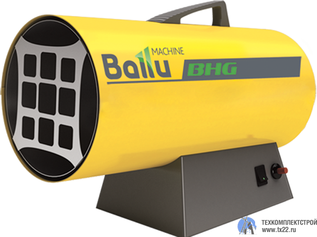 Фото товара Газовая пушка BALLU BNG-40