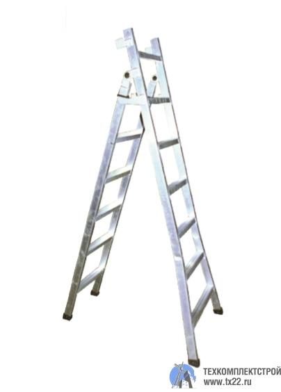 Фото товара Лестница-стремянка ЛСМ 3,5м