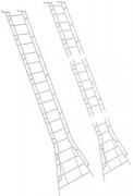 Фото товара Лестница переносная разборная ЛПРп 10 м