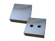Фото товара Нож для резчика арматуры ТСС GQ-40 (490226) (к-т из 2-х деталей,2отверстия М14х2,83х83х26мм)