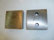 Фото товара Нож для резчика арматуры ТСС GQ-50 (90х90х26 мм,2 М16) (комплект из 2-х деталей)