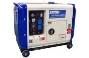 Фото товара Дизельный сварочный генератор TSS DGW-200ESS