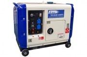 Фото товара Дизельный сварочный генератор TSS DGW-250ESS