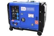 Фото товара Дизельный сварочный генератор TSS DGW 6.0/250ES-R