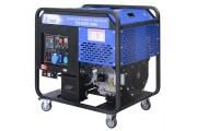 Фото товара Дизельный сварочный генератор TSS DGW-300E