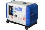 Фото товара Дизельный сварочный генератор в кожухе TSS DGW-200ESS