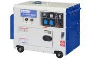 Фото товара Дизельный сварочный генератор в кожухе TSS DGW-200ES