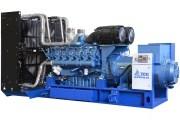 Фото товара Высоковольтный дизельный генератор ТСС АД-1000С-Т10500-1РМ9
