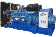 Фото товара Высоковольтный дизельный генератор ТСС АД-600С-Т10500-1РМ9