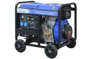 Фото товара Дизельный сварочный генератор TSS PRO DGW 3.0/250E-R