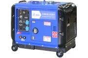 Фото товара Дизельный сварочный генератор в кожухе TSS PRO DGW 3.0/250ES-R