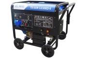 Фото товара Инверторный бензиновый сварочный генератор TSS GGW 5.0/200ED-R