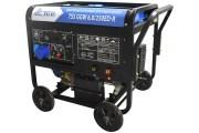 Фото товара Инверторный бензиновый сварочный генератор TSS GGW 6.0/250ED-R