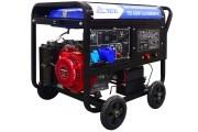 Фото товара Инверторный бензиновый сварочный генератор TSS GGW 5.0/200EDH-R (Honda GX390)