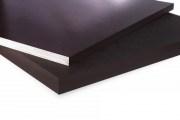 Фото товара Фанера ламинированная 18мм гладкая/гладкая